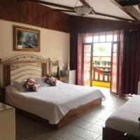 Hostería Samawa, hotel in Santo Domingo de los Colorados