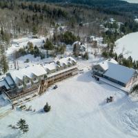 Pourvoirie du Lac Blanc, hotel in Saint-Alexis-des-Monts