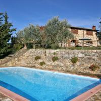 Valigondoli Apartment Sleeps 5 Pool WiFi T802300, hotel a Badia A Passignano