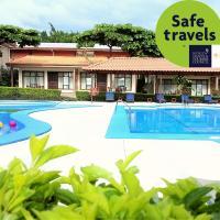 Hotel & Villas Huetares, hotel in Playa Hermosa