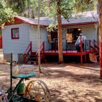Columbine Cabin cabin