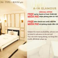 A in Hotel Glamour, hotel in Ho Chi Minh City