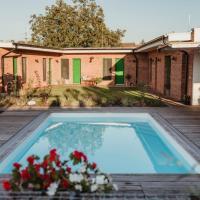 Ubytování Zahrada, hotel in Mutěnice