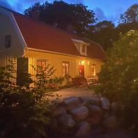 Hunnebostrands vandrarhem Gammelgården, hotell i Hunnebostrand