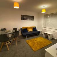Marie's Serviced Apartment D, 1bed with free parking (Nr Bedford Train Station)