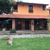 Rancho Las Potrancas, hotel en Tala
