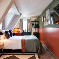 "Park Centraal Den Haag ""Rebranded October 2020"", hotel in The Hague"
