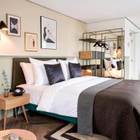 """Park Centraal Den Haag """"Rebranded October 2020"""", ξενοδοχείο στη Χάγη"""