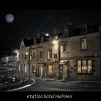 Station Hotel And Restaurant, hôtel à Melrose