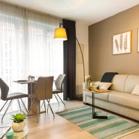 Brussels Center Design Residence