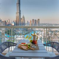 Durrani Homes - Designer two bedroom with stunning Burj khalifa and fountain view
