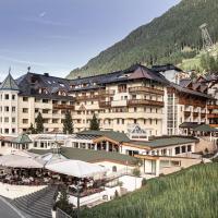 Superior Hotel Post Ischgl, viešbutis mieste Išglis