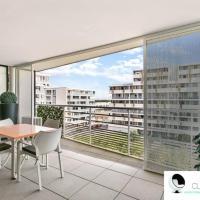 Terrasse + CLIM/AC + ascenseur + Parking