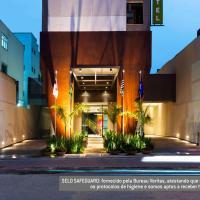 B&B Hotels São Paulo Luz - Centro: São Paulo'da bir otel
