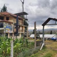Hospedaje Volcán Cotopaxi - Complejo turístico MADRIGAL, hotel em Latacunga