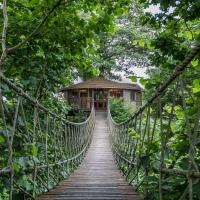 Bensfield Treehouse, hotel in Wadhurst