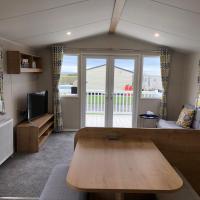 Whitley bay 6 berth Luxury Caravan