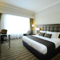 卡捷琳娜酒店,峇株巴轄的飯店