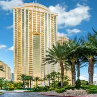 Strip View - No Resort Fee - Free Valet - MGM Condo 1519