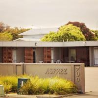 Aspree Motor Inn, hotel in Palmerston North