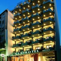 Centrotel Hotel, hotel em Atenas