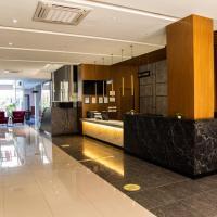VH Belmond Durres Hotel & Beach, hotel in Durrës