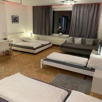 AschaffApartment - Ruhige Wohnung mit bis zu 3 Schlafzimmern 2, 2 & 6 Betten nur 3km von AB
