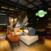 Private Getaway (Private Cinema, Swing & more!) at CEO Penang