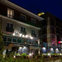 City Hotel Miskolc, hotel Miskolcon
