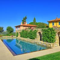 Certosa Villa Sleeps 6 Pool Air Con WiFi, hotel in Tavarnuzze