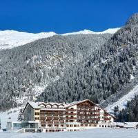 Hotel Weisseespitze, hotel in Kaunertal