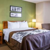 Sleep Inn Midway Airport Bedford Park, hotel di Chicago