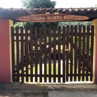 Pousada Chacara Santa Monica - Lambari - MG, hotel in Lambari