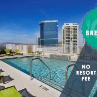 SpringHill Suites by Marriott Las Vegas Convention Center, hotel in Las Vegas