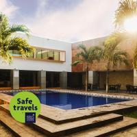 Hotel Plaza Mirador, отель в городе Мерида