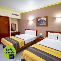 Hotel El Español Centro Historico, отель в городе Мерида