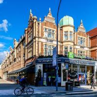 Holiday Inn Express London-Hammersmith, an IHG Hotel, hotel en Hammersmith, Londres