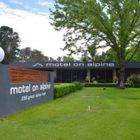 Myrtleford Motel on Alpine, hotel in Myrtleford