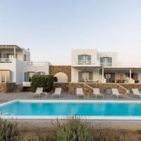 Sea Wind Villas and Suites, hotel in Tourlos