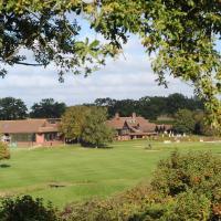 Barnham Broom Hotel, Golf & Spa, hotel in Honingham