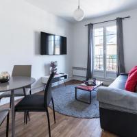 Sublime appartement 4P avec balcon privée.