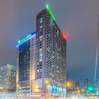 Holiday Inn Express Anshan Downtown, an IHG Hotel, отель в городе Anshan