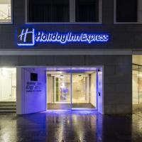 Holiday Inn Express Dublin City Centre, an IHG Hotel, hotel in Dublin