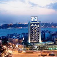The Marmara Taksim, hotel in Istanbul