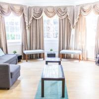 Spacious Canary Wharf Apartment with Large Garden & Parking