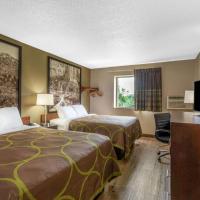 Super 8 by Wyndham Abingdon VA, ξενοδοχείο σε Abingdon
