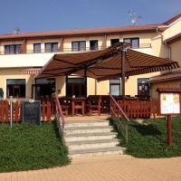 Active Wellness hotel U zlaté rybky, hotel in Vyškov
