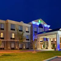 Holiday Inn Express Hotel & Suites Chester, an IHG hotel, hotel sa Chester