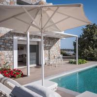 Beachfront Crete Villa Villa Ammos 1 Bedroom Private Pool Grammeno