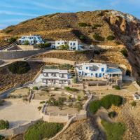 Psaravolada Hotel Milos, hotel in Agia Kiriaki Beach
